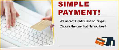 Simple payment!