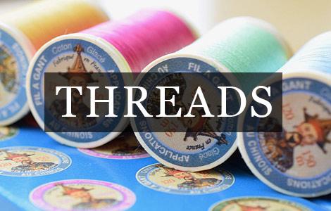 ビーズ刺繍糸