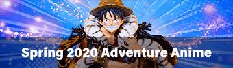 Spring 2020 Adventure Anime