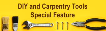DIY and Carpentry Tools Special Feature