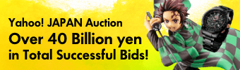 Yahoo! JAPAN Auction SPECIAL