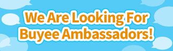 We Are Looking For Buyee Ambassadors!